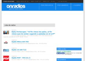 Onradios.com.ar thumbnail