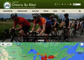 Ontariobybike.ca thumbnail