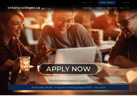 Ontariocolleges.ca thumbnail