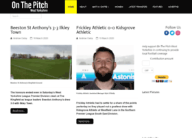 Onthepitchwestyorkshire.co.uk thumbnail