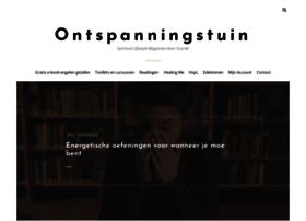 Ontspanningstuin.nl thumbnail