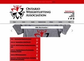 Onweightlifting.ca thumbnail