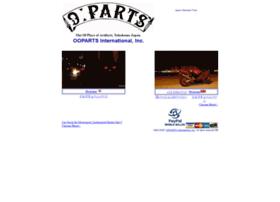 Ooparts-international.co.jp thumbnail