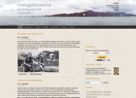 Oorlogsliefdekind.nl thumbnail
