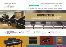Oostendorp-muziek.nl thumbnail