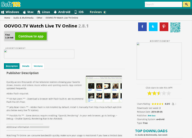 Oovoo-tv-watch-live-tv-online.soft112.com thumbnail