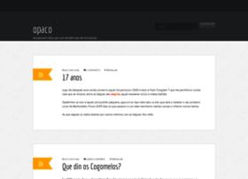 Opaco.org thumbnail
