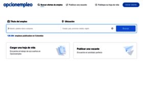 Opcionempleo.com.co thumbnail