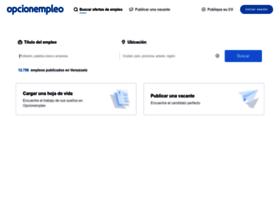 Opcionempleo.com.ve thumbnail