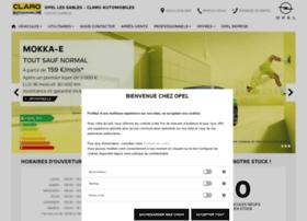Opel-lechateaudolonne.fr thumbnail