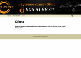 Opel-parts.pl thumbnail