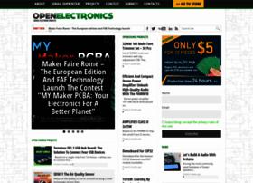 Open-electronics.org thumbnail