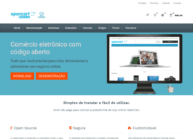 Opencartbrasil.com.br thumbnail