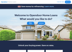 Opendoormortgage.co thumbnail