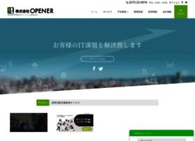 Opener.co.jp thumbnail