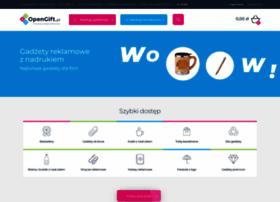 Opengift.pl thumbnail