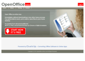 Openoffice-online.com thumbnail