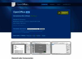 Openoffice.de thumbnail