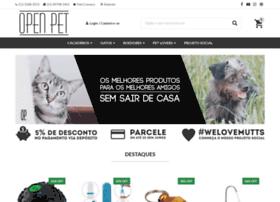Openpet.com.br thumbnail
