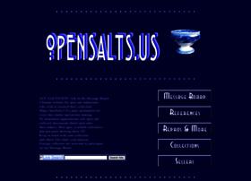 Opensalts.us thumbnail