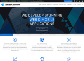Openwebsolutions.in thumbnail