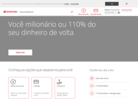 Operadorsantander.com.br thumbnail