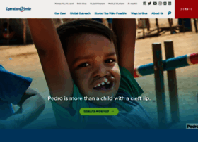 Operationsmile.org thumbnail
