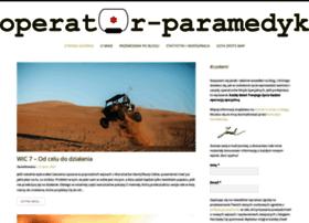 Operator-paramedyk.pl thumbnail