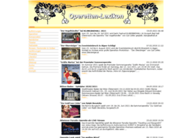 Operetten-lexikon.info thumbnail