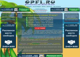 Opfi.ru thumbnail