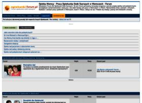 Opiekunki-forum.pl thumbnail