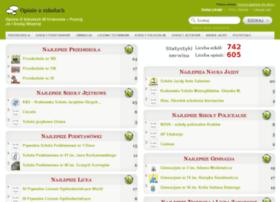 Opinie-o-szkolach.krakow.pl thumbnail