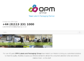 Opmgroup.co.uk thumbnail