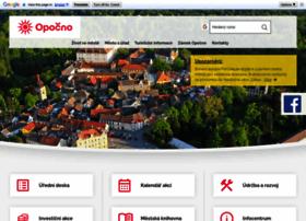 Opocno.cz thumbnail
