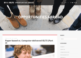 Opportunitiesabroad.org thumbnail