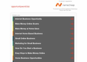 Opportunityworld.biz thumbnail