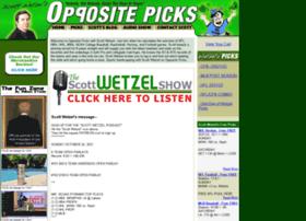 Oppositepicks.net thumbnail