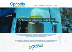 Oprodis.fr thumbnail