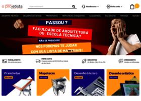 Oprojetista.com.br thumbnail