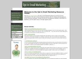 Opt-in-email-marketing.org thumbnail