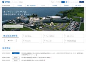 Optexgroup.co.jp thumbnail