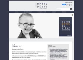 Optic-devis.fr thumbnail