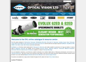 Opticalvision.co.uk thumbnail