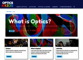 Opticsforkids.org thumbnail