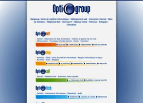 Optigroup.be thumbnail