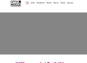Optik-muegge.de thumbnail