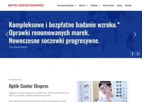 Optikcenterekspres.pl thumbnail