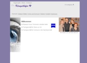 Optiker-kierspe.de thumbnail
