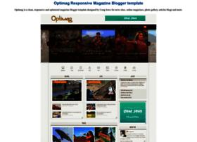 Optimag-responsive-magazine-template.blogspot.com thumbnail