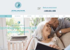 Optimalhealthcare.ca thumbnail